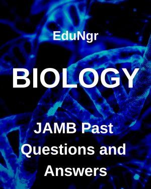 JAMB biology past questions