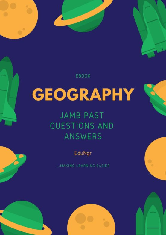 JAMB geography past questions