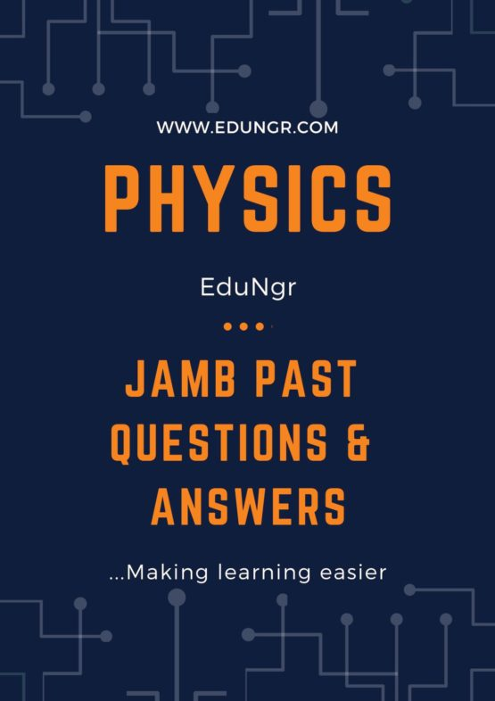 JAMB physics past questions